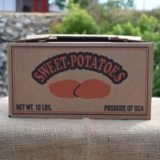10 Pound Sweet Potato Box