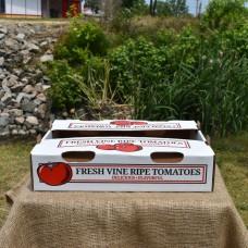 10 Pound Tomato Box